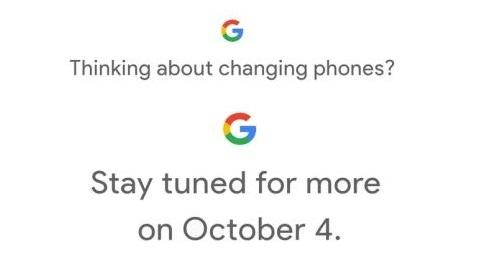 Google Pixel 2'nin tanıtım tarihi açıklandı