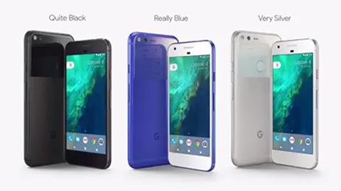 Yeni nesil Google telefonları tanıtıldı: Pixel ve Pixel XL