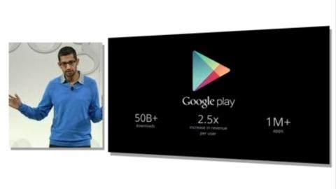 Google Play Store, 1 milyon uygulama barajını aştı