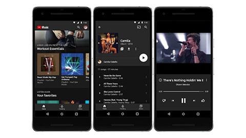 Google Play'in Sevilen Özelliği YouTube Music'e Geliyor