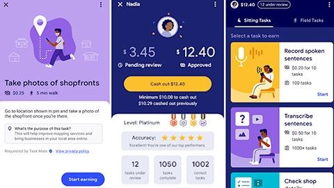 Google Task Mate Uygulaması ile Nasıl Para Kazanılır?
