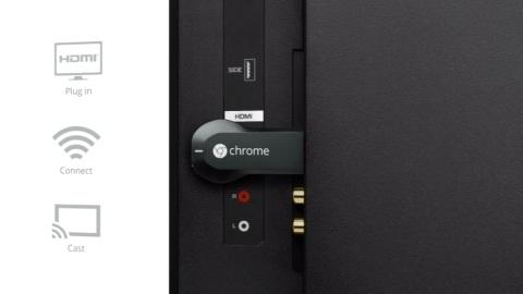 Google'nin yeni çoklumedya cihazı Chromecast detaylandı