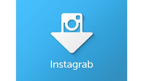Grab for Instagram