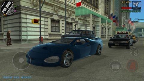 GTA: Liberty City Stories iOS için yayımlandı, yakında Android'de