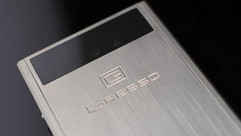 Gresso'dan titanyum kasalı Android telefonu: Radical