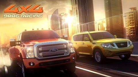 Haftanın Android Uygulaması: Drag Racing 4x4