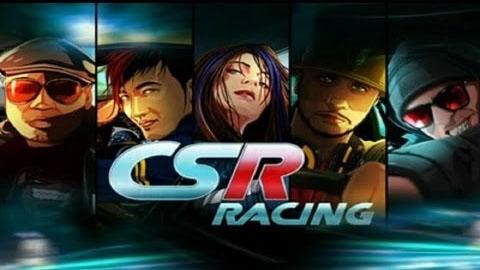 Haftanın iOS ve Android Oyunu: CSR Racing