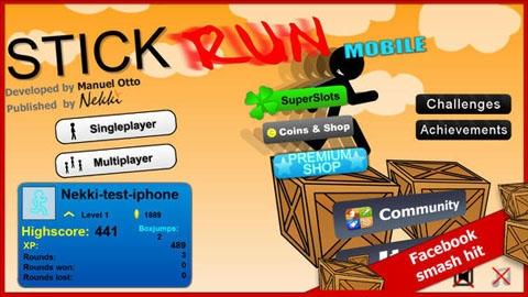 Haftanın iOS ve Android Oyunu: Stick Run Mobile
