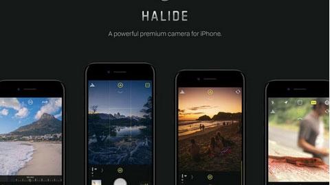 Halide iOS Kamera Uygulaması