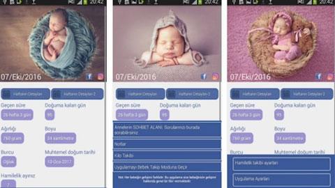 Hamilelik Takibi Android Uygulaması
