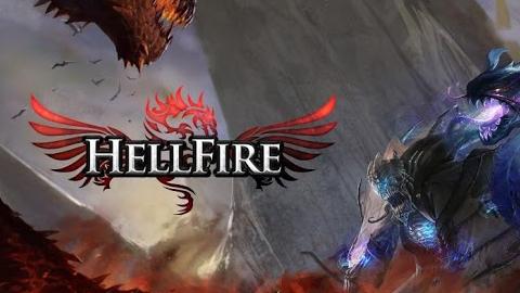 Hell Fire Android ve iOS oyunu ile kartlarınızla savaşı yönlendirin