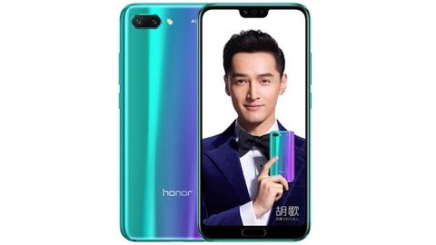 Honor 10 resmen tanıtıldı