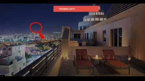 Hotels.com Android Uygulaması