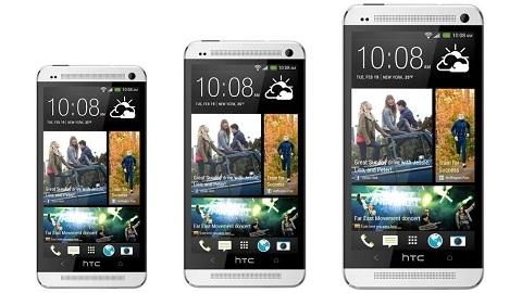 HTC, 6 inçlik One Max telefon-tablet melezi üzerinde çalışıyor