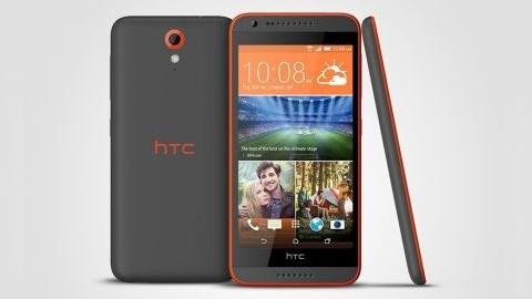 HTC Desire 620'nin Avrupa çıkış tarihi