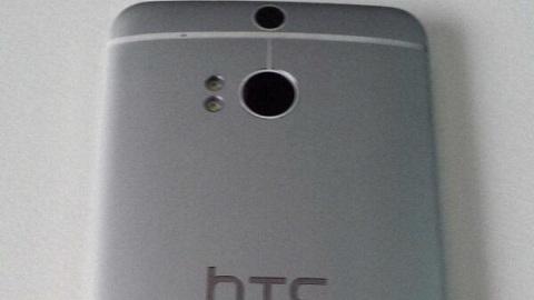 HTC One 2'nin ilk görüntüsü sızdı