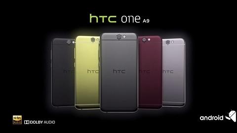 Android 6.0 Marshmallow yüklü HTC One A9 resmen tanıtıldı