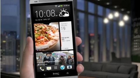 HTC One BlinkFeed'e bir de buradan bakın