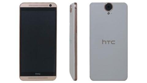 HTC One E9 görüntüleri ve resmi teknik özellikleri yayımlandı