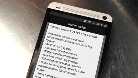 HTC One i�in Android 4.2.2 Jelly Bean g�ncellemesi da��t�lmaya ba�lad�