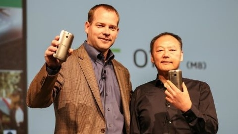 HTC One M8 resmen tanıtıldı