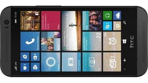 HTC One M8 Windows'un ilk resmi görüntüsü yayımlandı
