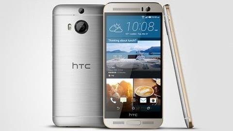HTC One M9 Plus resmen duyuruldu