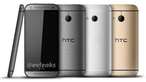 HTC One mini 2'nin basın görüntüsü yayımlandı