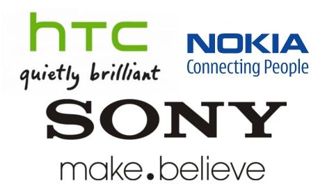 HTC One Mini - Sony Xperia L4 Togari - Nokia Lumia 1030 aynı karede