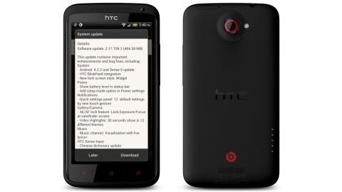 HTC One X+ için Android 4.2.2 ve Sense 5 güncellemesinin dağıtımı başladı