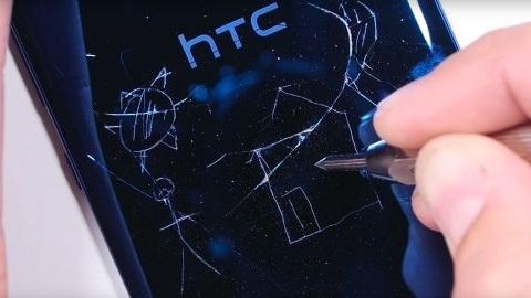 HTC U Ultra bükülen telefonlar kervanına katıldı