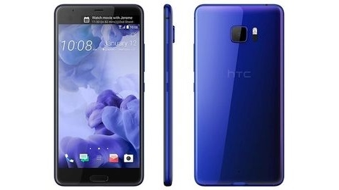 İkincil ekrana sahip HTC U Ultra tanıtıldı