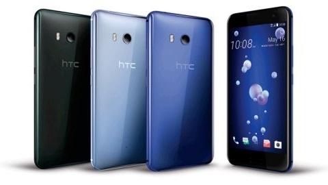HTC U11 resmen tanıtıldı