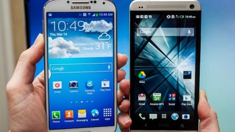 HTC'den yeni Samsung Galaxy S4 açıklaması
