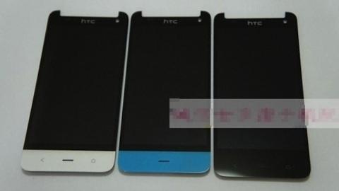 HTC'nin 5.2 inçlik Butterfly 2 akıllı telefonuna ait ön panel görüntülendi