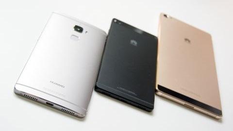 Huawei, 2016'da 120 milyon akıllı telefon satmayı planlıyor
