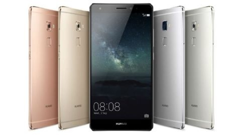 Force Touch teknolojili Huawei Ascend Mate S tanıtıldı