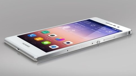 6,5 mm kalınlığa sahip Huawei Ascend P7 resmiyet kazandı
