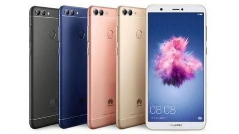 Çerçevesiz ekranlı Huawei Enjoy 7S resmiyet kazandı
