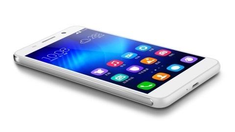 Sekiz çekirdekli Huawei Honor 6 tanıtıldı