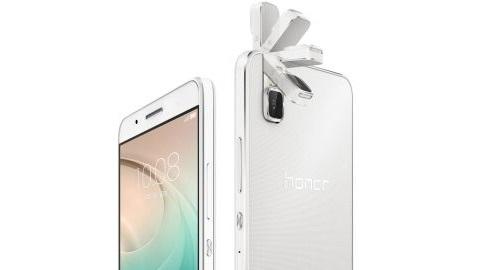Döndürülebilir kameraya sahip Huawei Honor 7i tanıtıldı