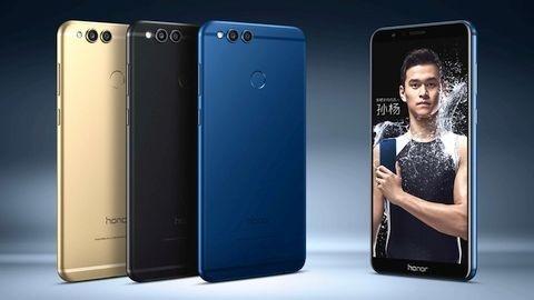 18:9 ekranlı Huawei Honor 7X tanıtıldı