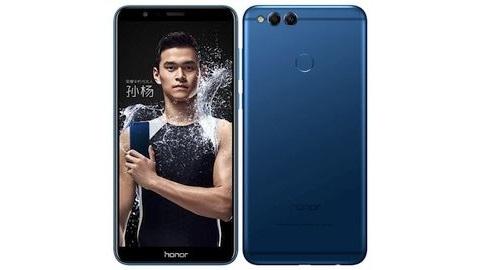 Huawei'nin 18:9 ekranlı yeni telefonu Honor 7X tanıtıldı