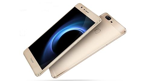 Çift arka kameralı Huawei Honor V8 duyuruldu
