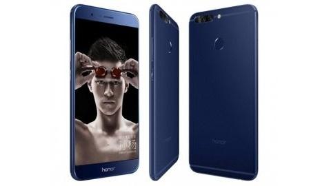 Çift arka kameralı Huawei Honor V9 tanıtıldı