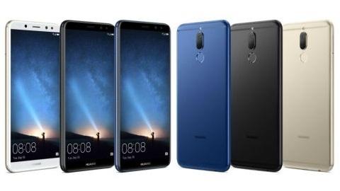 Huawei Mate 10 Lite basın görüntüsü yayımlandı