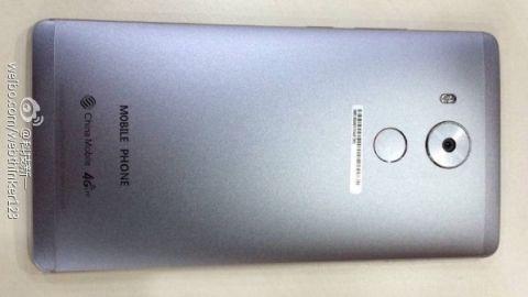 Huawei Mate 8'e ait yeni bir prototip görüntüsü sızdı