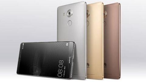 Huawei Mate 8 ilk basın görüntüleri