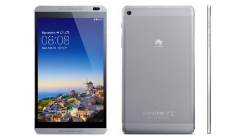 Huawei MediaPad M1 ve MediaPad X1 tablet-telefon melezleri duyuruldu