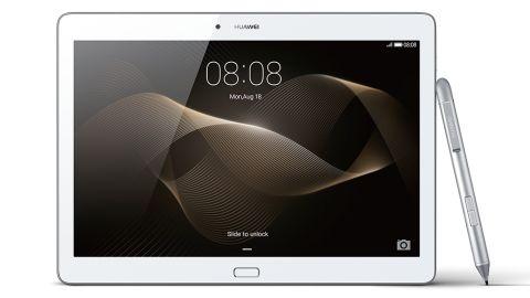 CES 2016: Huawei'den aktif stylus kalemli MediaPad M2 10 tablet